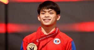 Carlos Yulo world championships