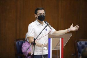 Isko Moreno challenged after he dared IATF to slap raps over Manila Bay crowding