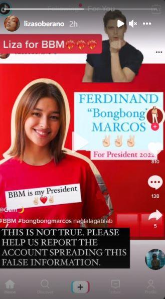 Liza Soberano IG