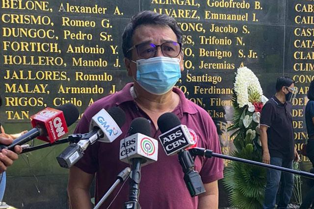 La tendencia #WeWantNeri impulsa la inclusión de Colmenares en la nómina senatorial de Robredo