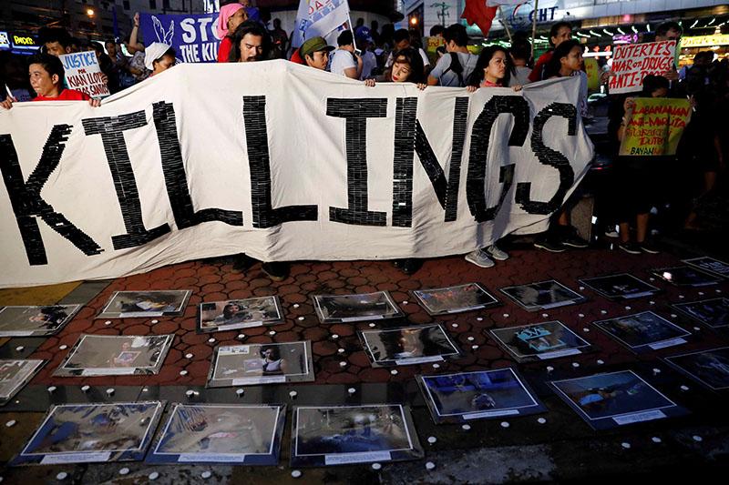 Filipinas revisará miles de asesinatos más de la 'guerra contra las drogas', dice el jefe del Departamento de Justicia
