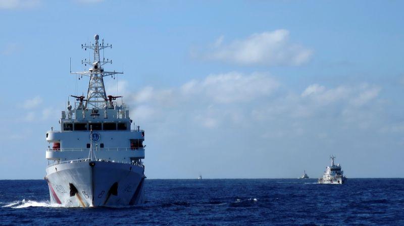 Filipinas protesta por los 'actos provocativos' de Pekín en el Mar de China Meridional